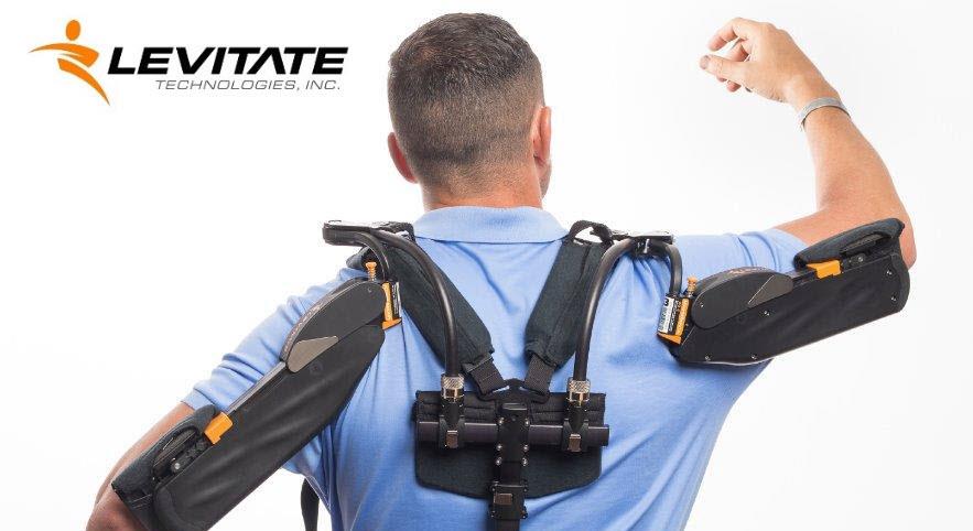 Levitate Technologies, Inc - AIRFRAME® - Workplace Health ...